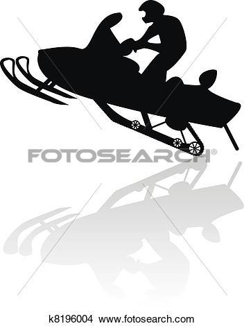 Ski doo clipart #9