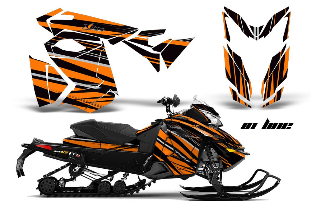 2013 Ski Doo Rev XS, Summit Graphics. Fits new 2013.