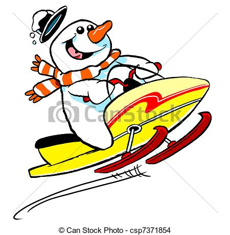 Skidoo Illustrations and Clip Art. 4 Skidoo royalty free.
