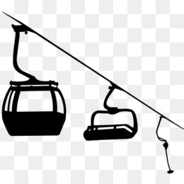 Gondola Lift PNG and Gondola Lift Transparent Clipart Free.