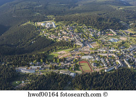 Indoor ski slope oberhof germany aerial view Stock Photo Images. 7.