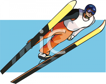 Similiar Olympic Ski Jumping Graphic Keywords.