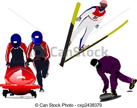 Ski jumping Illustrations and Clip Art. 3,586 Ski jumping royalty.