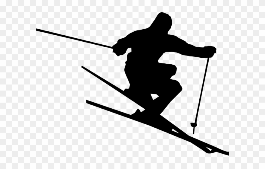 Snowboarding And Skiing Clip Art.