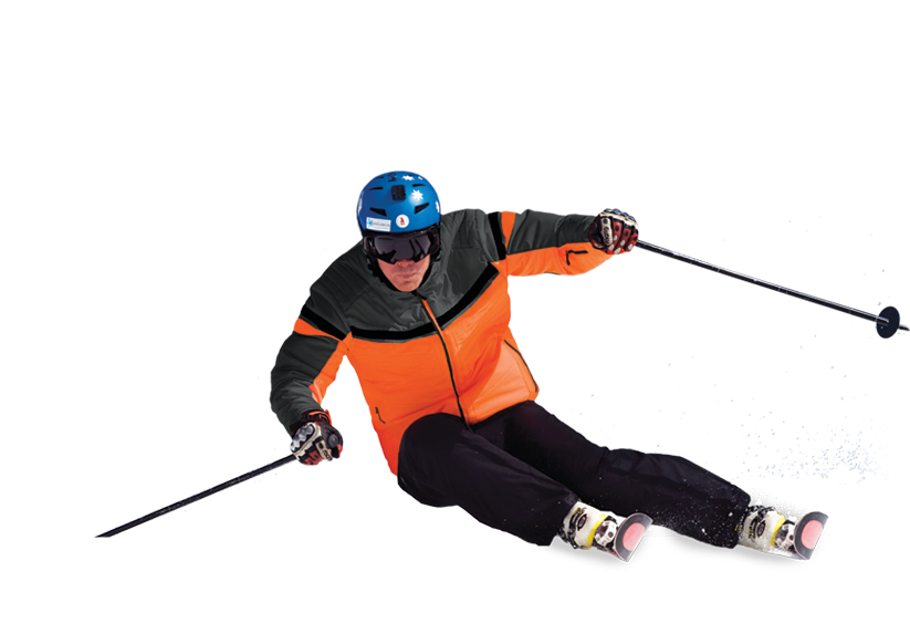 Skiing PNG images free download.