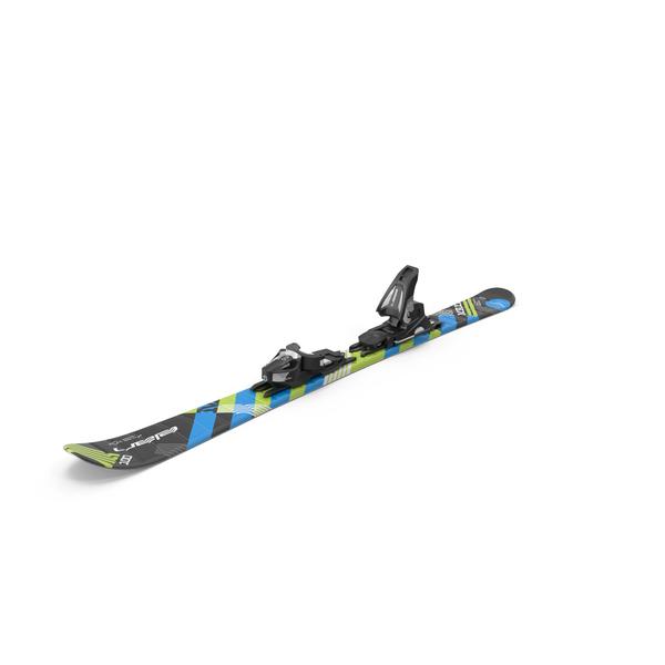 Elan Skis\' Maxx Kid\'s Ski PNG Images & PSDs for Download.