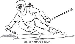 Ski Illustrations and Clip Art. 31,789 Ski royalty free.