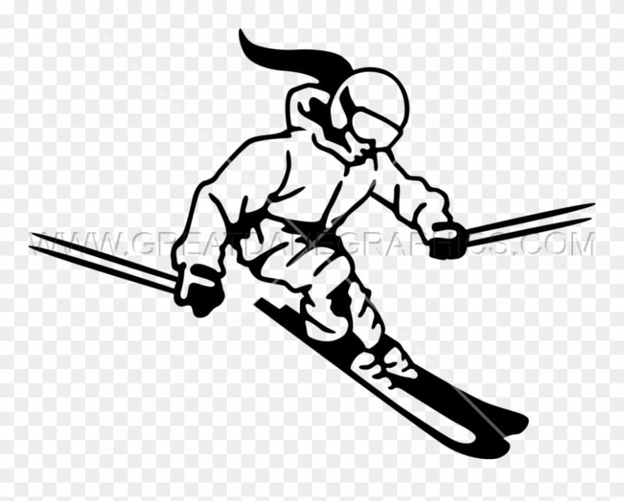 Female Skiing Production Ready.