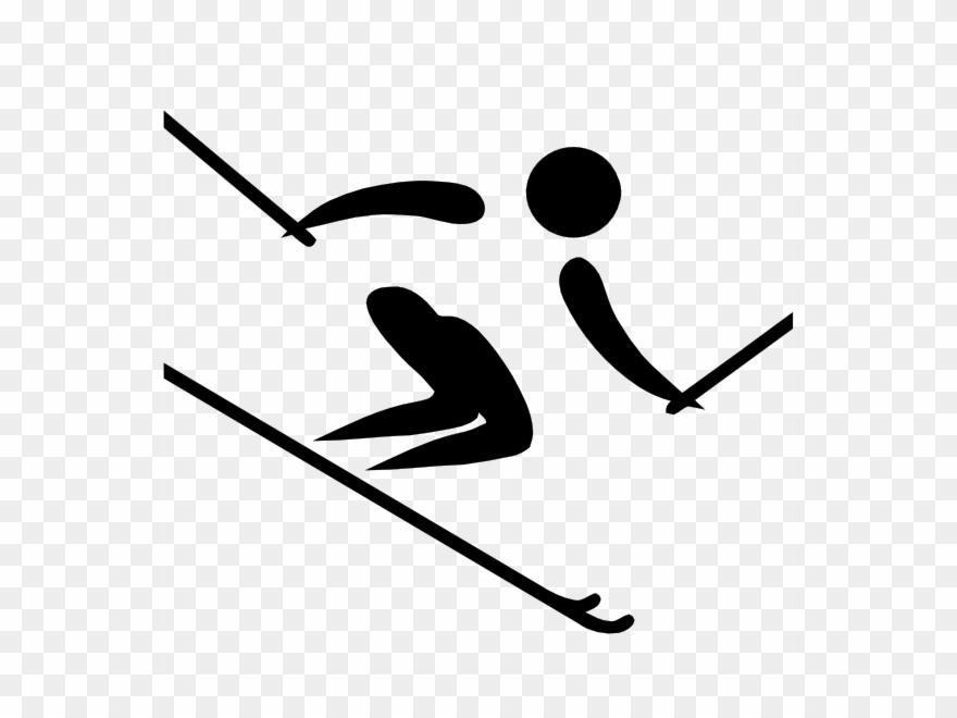 Skier Clip Art At Clker.
