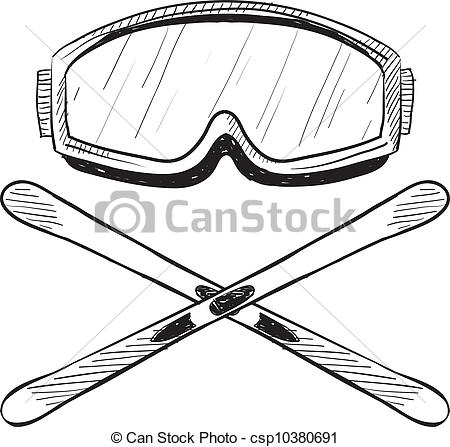Skiing Illustrations and Clip Art. 15,120 Skiing royalty free.