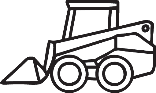 Skid steer clipart clipart images gallery for free download.