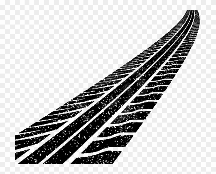 Tire Skid Marks Png Clipart (#2557267).