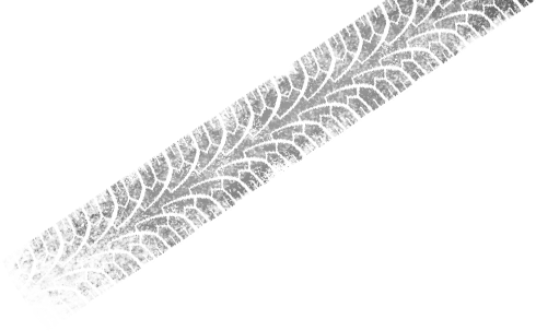 Tire Skid Mark (PNG).