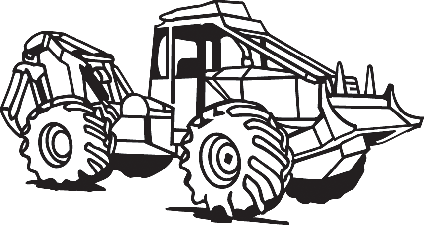 Log skidder clipart clipart images gallery for free download.