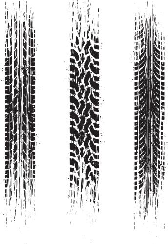 Tire Mark Clip Art, Vector Images & Illustrations.