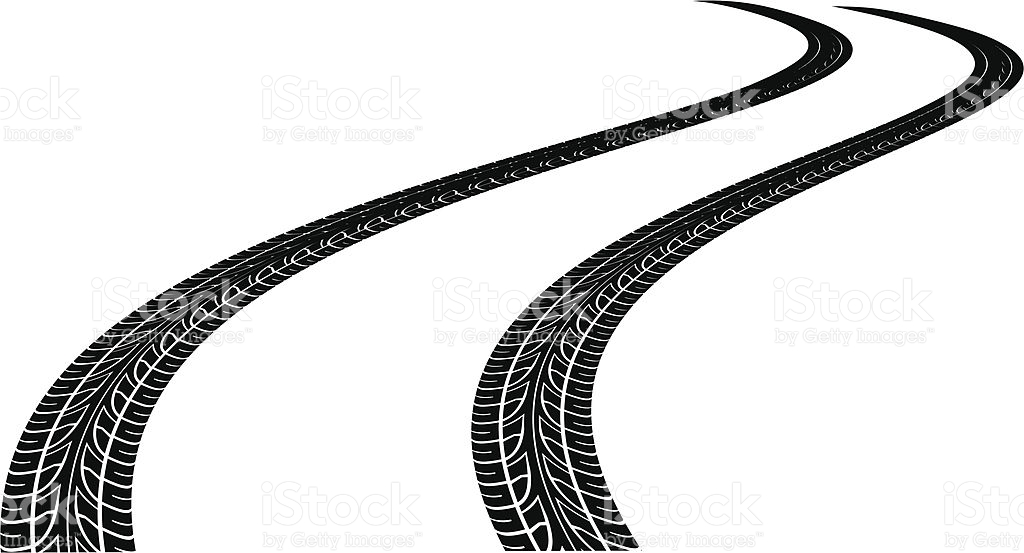Tire Mark Clip Art, Vector Images & Illustrations.