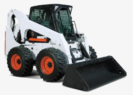 Free Skid Steer Clip Art with No Background.
