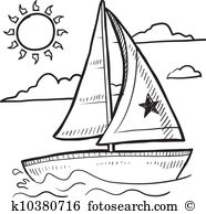 Skiff Clipart and Illustration. 97 skiff clip art vector EPS.