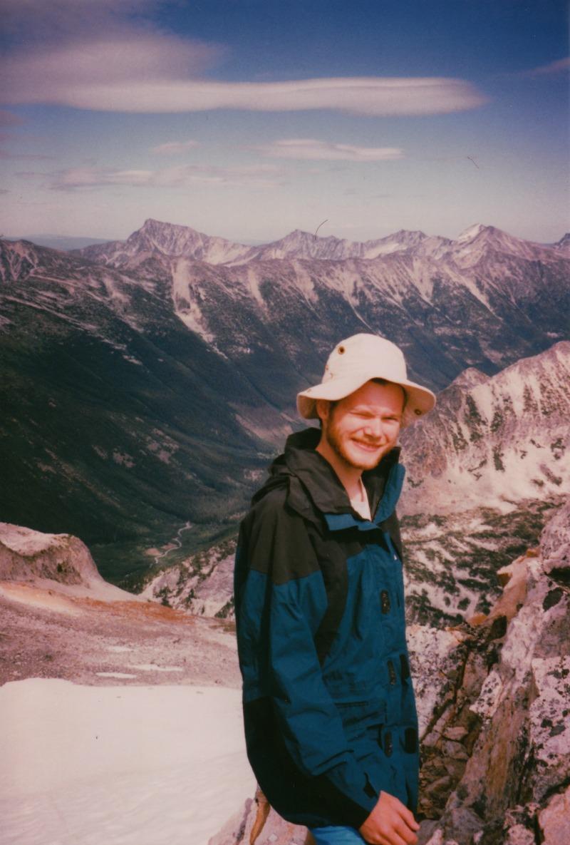 Skihist Mountain.