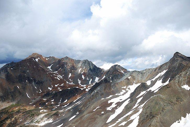 Skihist Mountain, Sep.4.