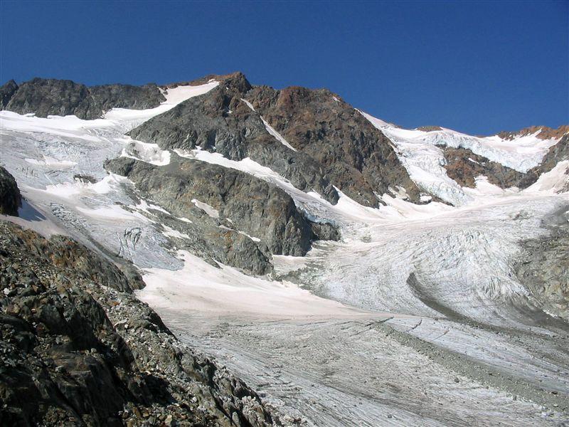 East side of Skihist Mountain.