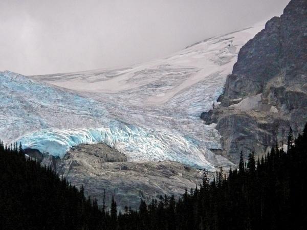 Glacier joffre lake skihist mountain Free stock photos in JPEG.