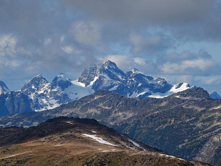 Mount Matier Mountain Information.