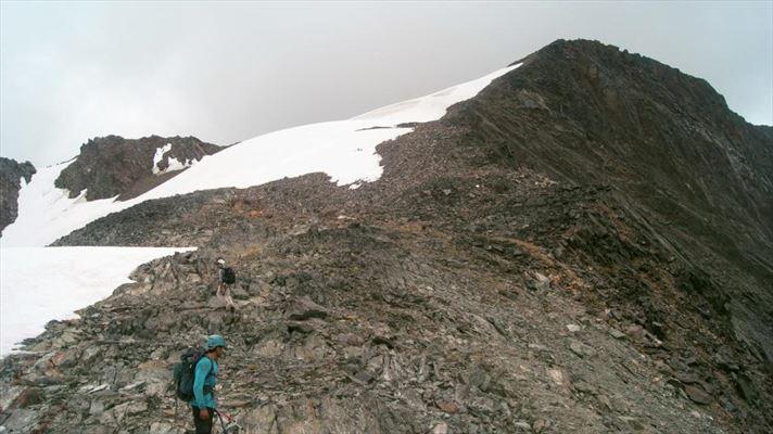Antimony Mountain.