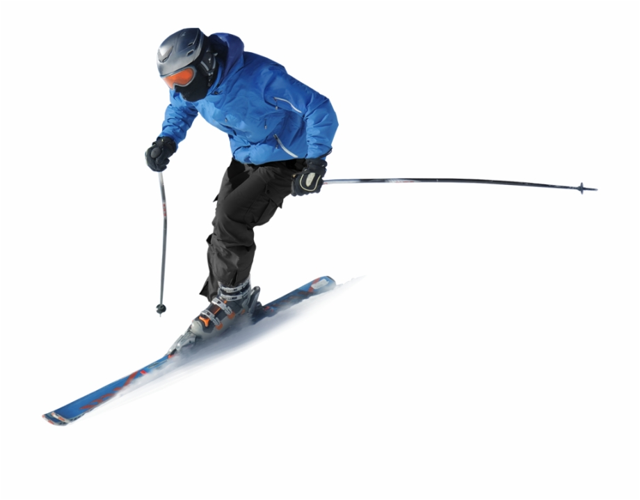 Skiing Png Photo.