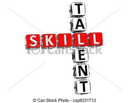 Skilled clipart #7