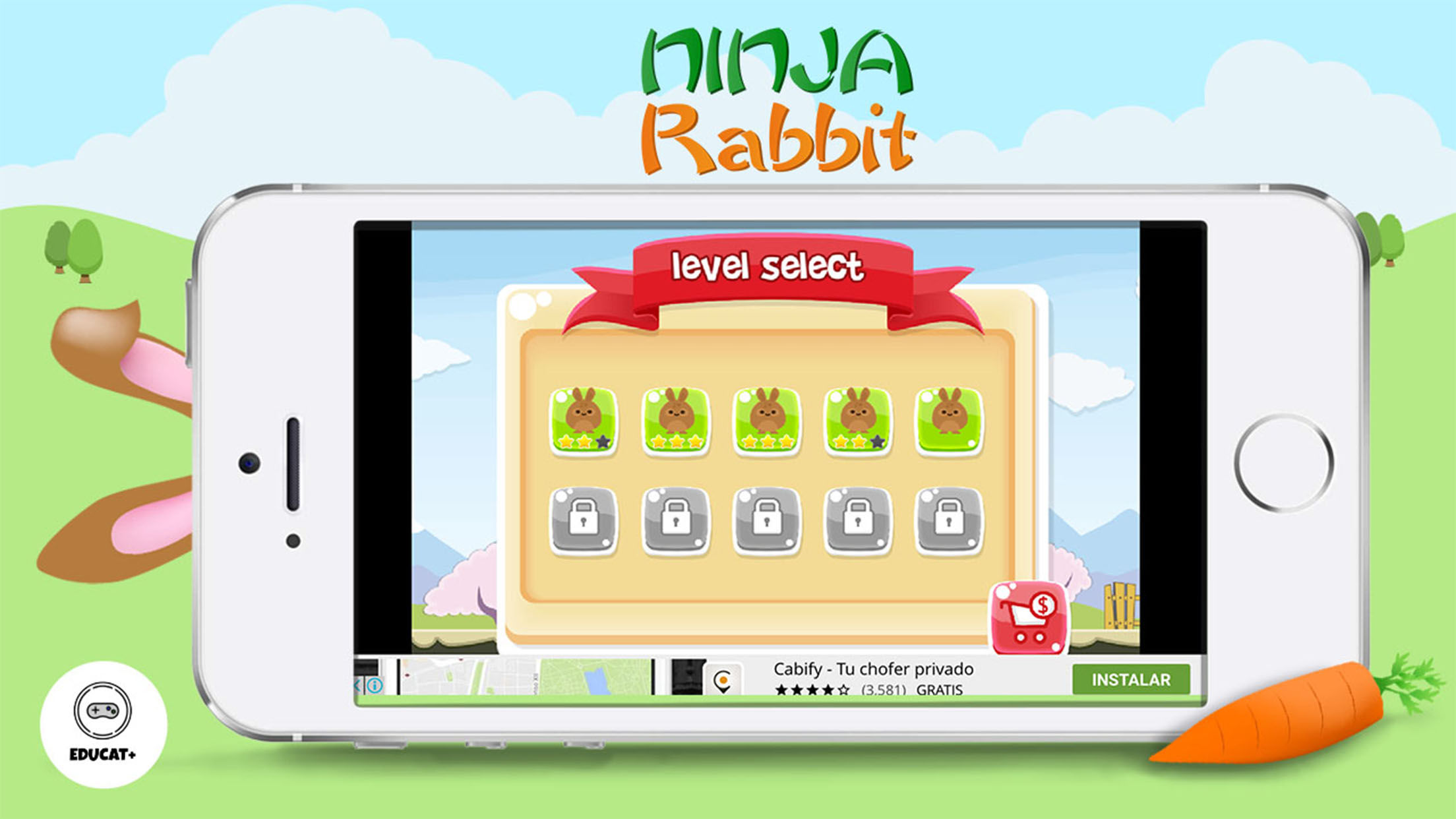 Ninja Rabbit.