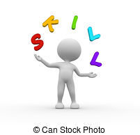 Skill Illustrations and Clip Art. 81,377 Skill royalty free.