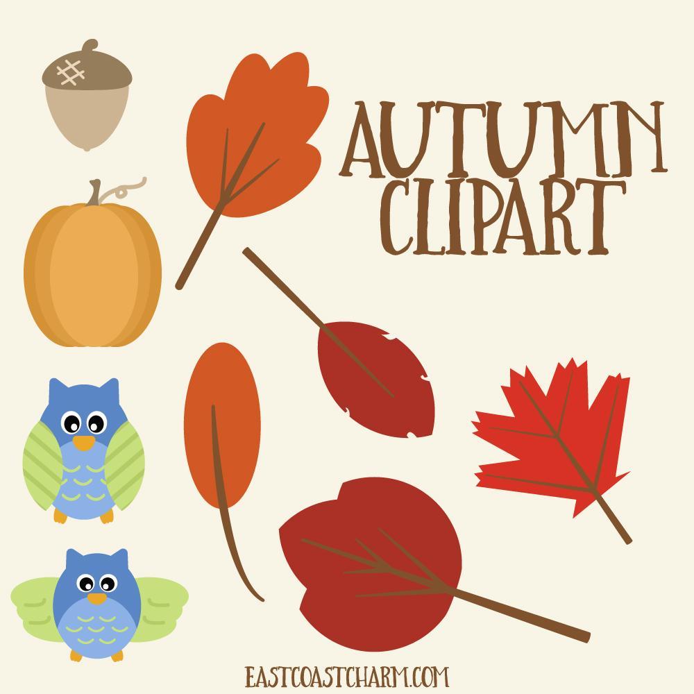 Fall Clipart.
