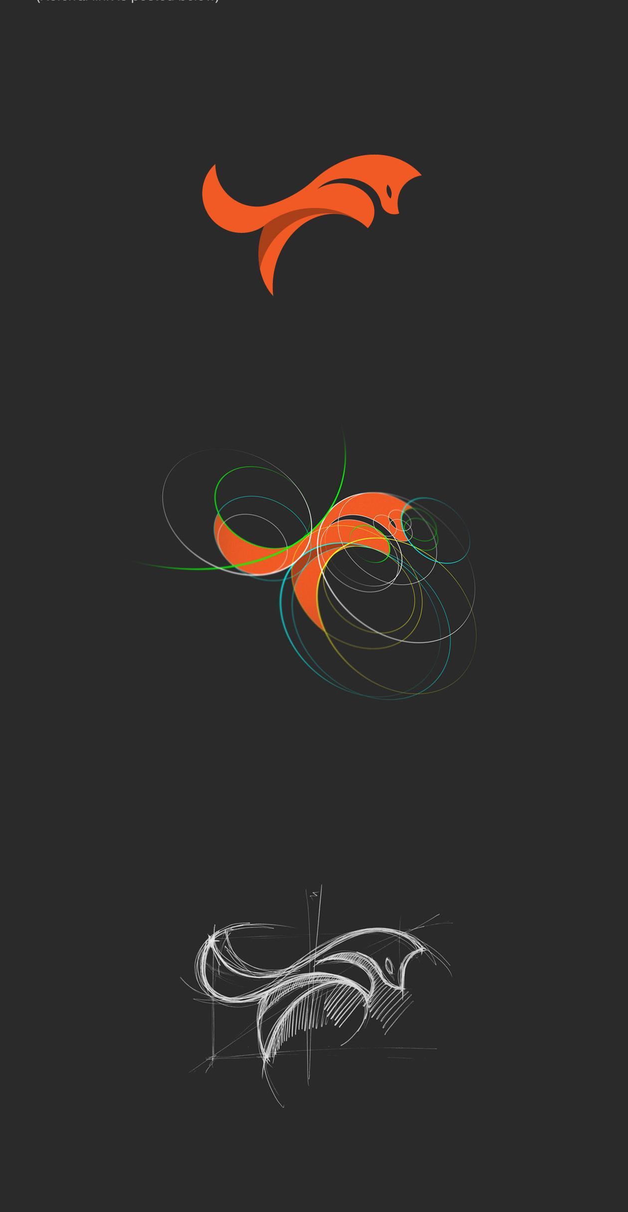 Design a Logo in Modern Style.