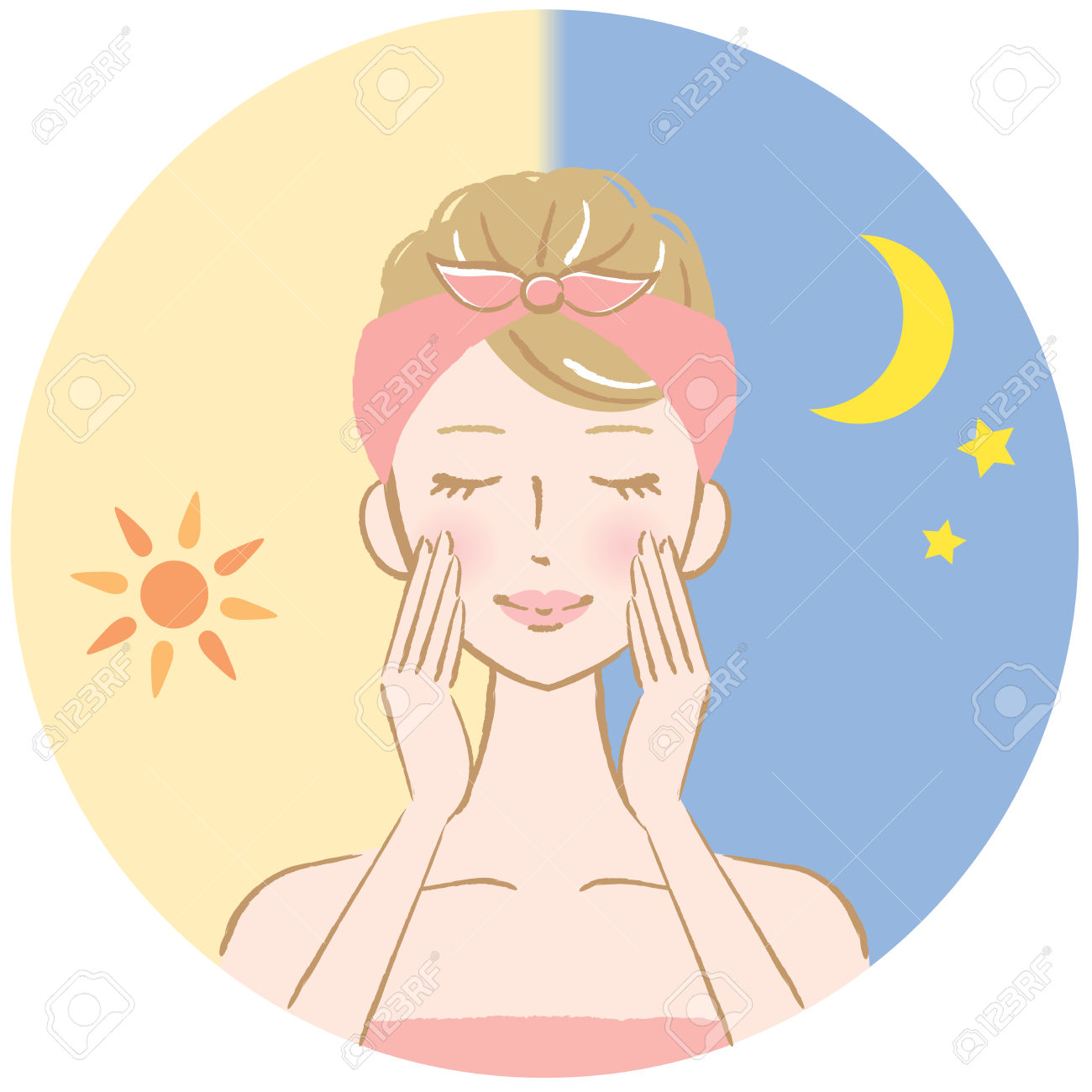 31,244 Skin Care Stock Vector Illustration And Royalty Free Skin.