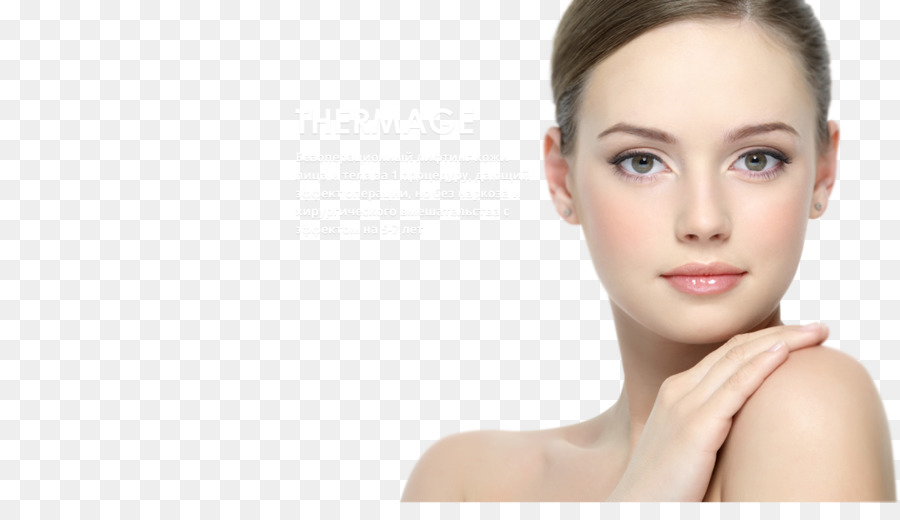 Cosmetics Face Model Skin Care.