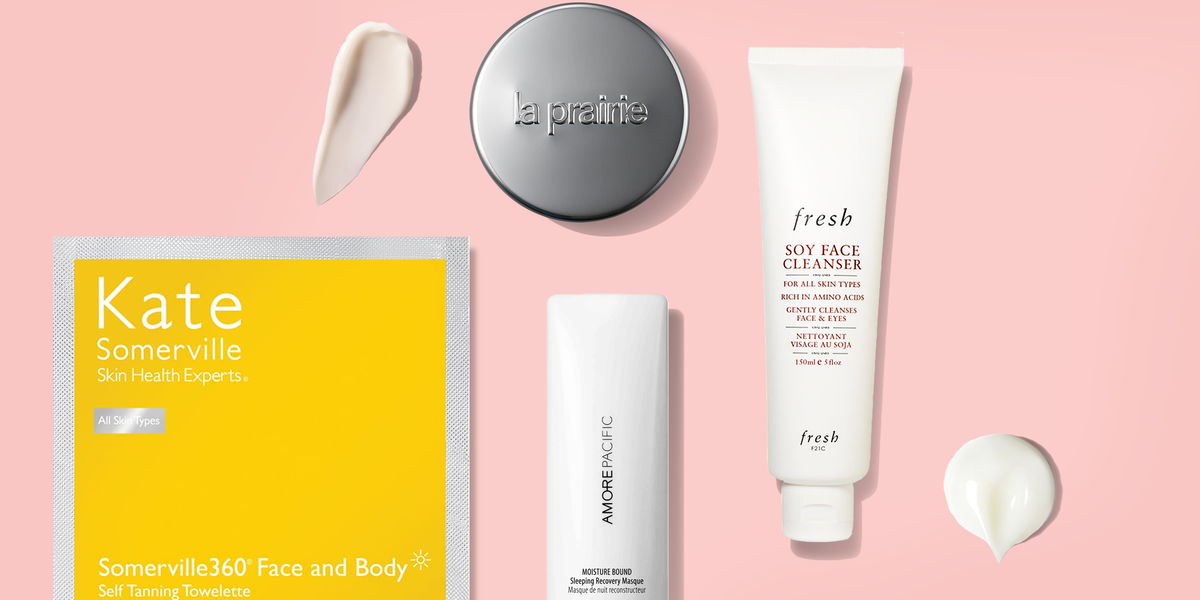 The Best Skincare Products You Can Buy, From Peels to Cleaners.