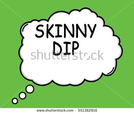 Skinny.