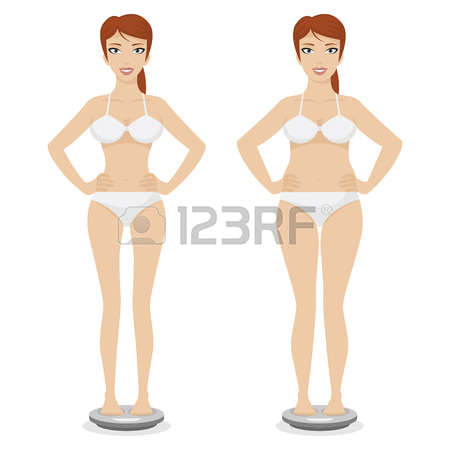 4,535 Skinny Girl Stock Illustrations, Cliparts And Royalty Free.