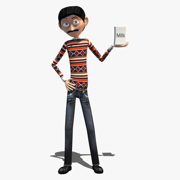 Skinny guy clipart 6 » Clipart Portal.