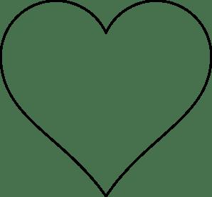 Skinny heart clipart 3 » Clipart Portal.