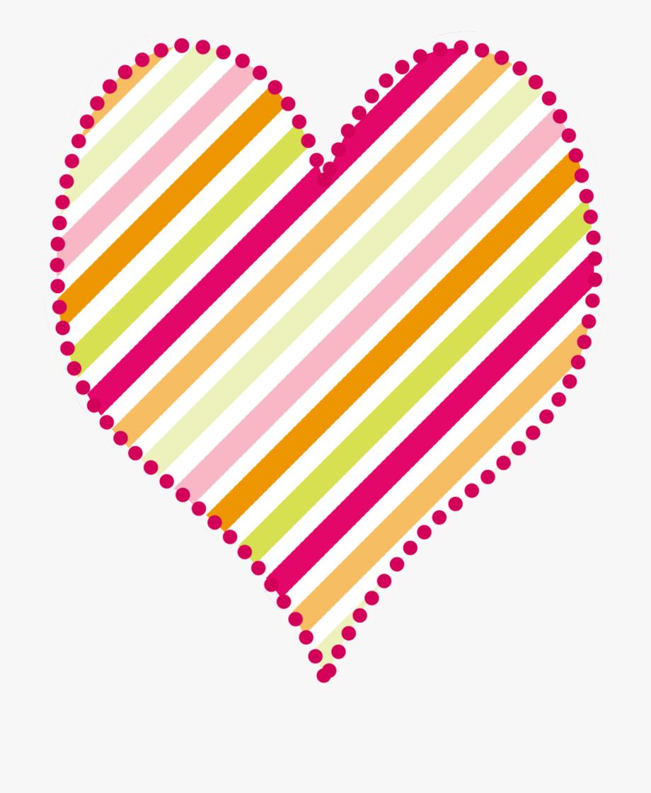 Hearts ‿✿⁀♡♥♡❤ Love Heart, Clip Art, Skinny.