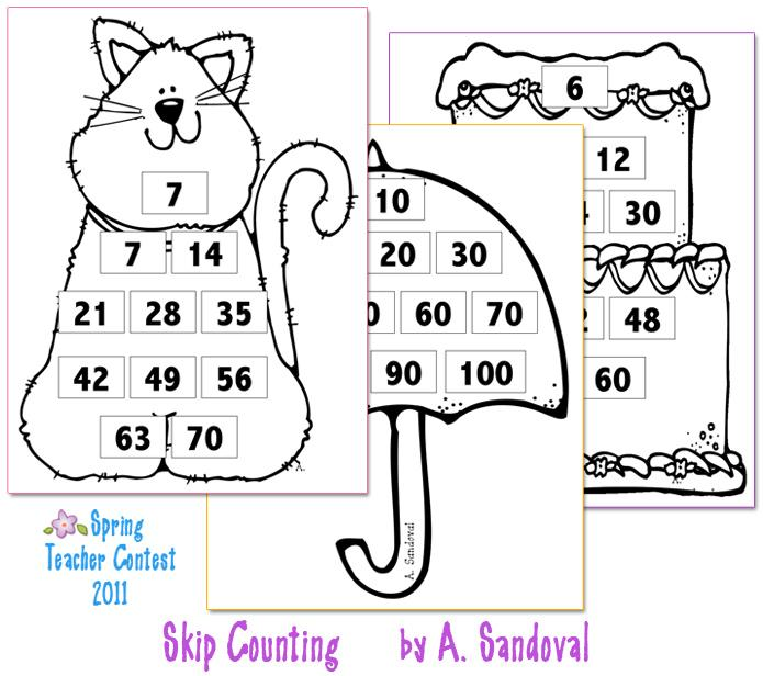 Skip Counting Clipart (33+).
