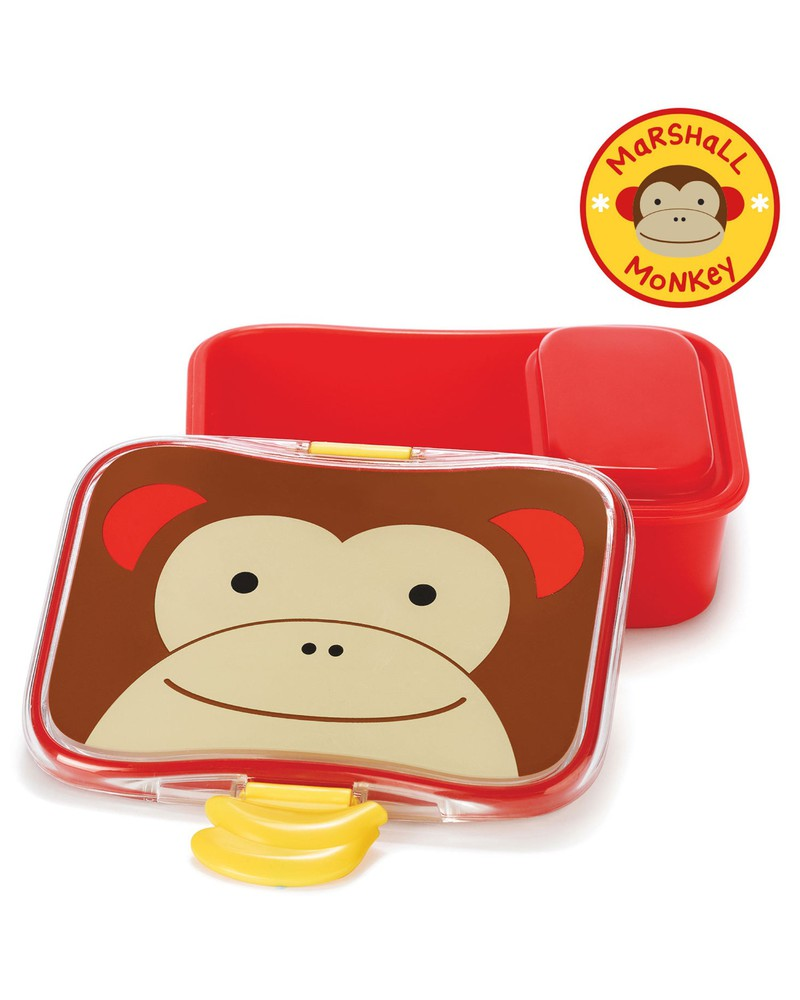 Skip Hop Zoo Lunch Kit Monkey.