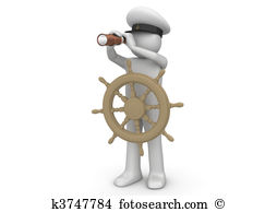 Skipper Clip Art and Stock Illustrations. 64 skipper EPS.