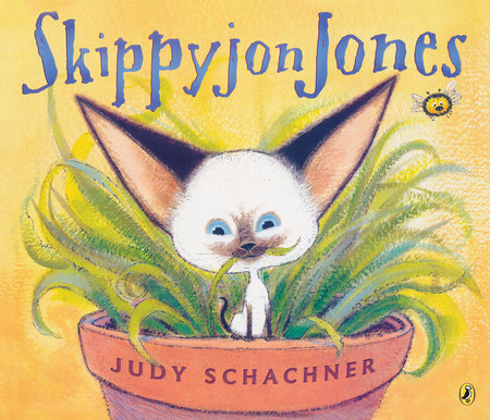 Skippyjon Jones by Judy Schachner.