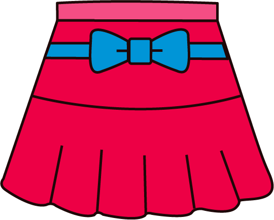 Skirts clipart clipart images gallery for free download.
