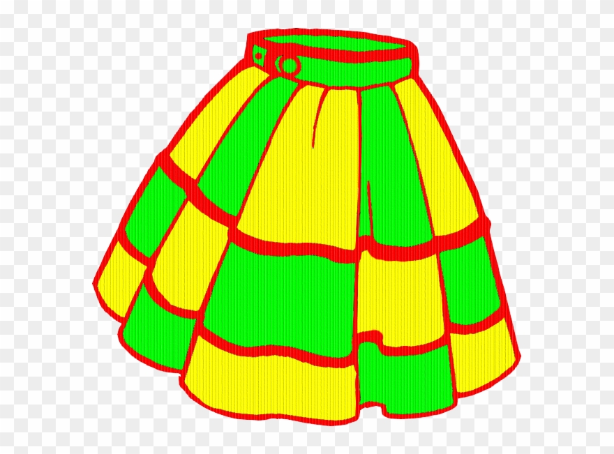 Skirt Clipart Png Transparent Png (#1327490).