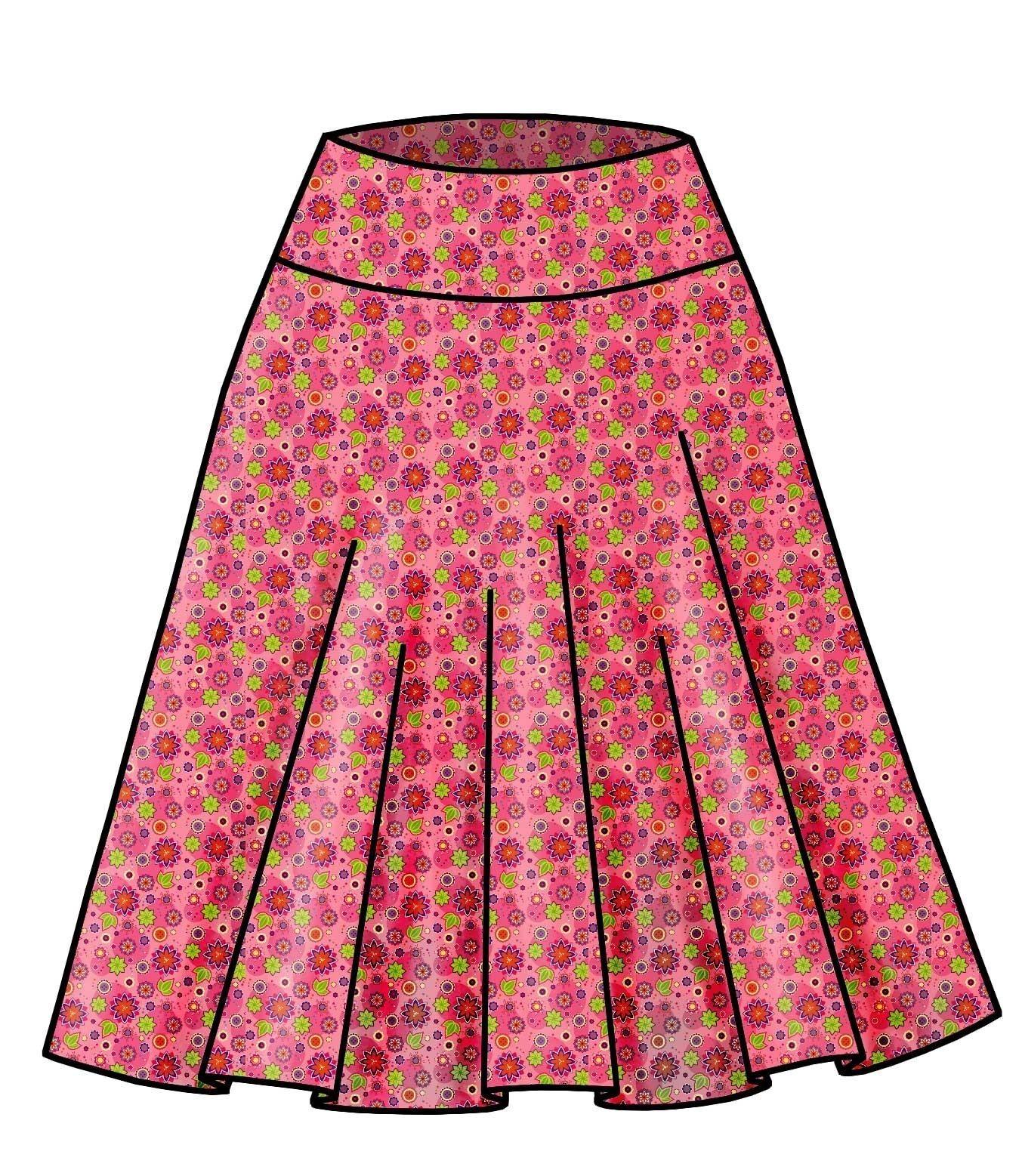 Clipart skirt.