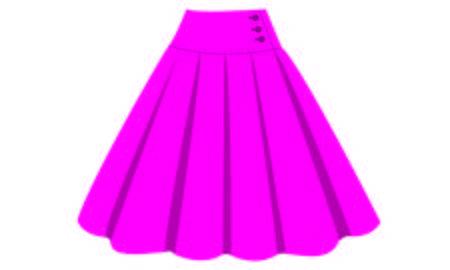 Pink skirt clipart 3 » Clipart Portal.